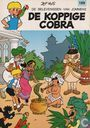 Comic Books - Jeremy and Frankie - De koppige cobra