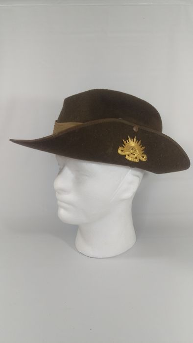 Australian Slouch Hat - Korean War - Catawiki 9d559ea4b