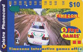Timezone - Rally Car