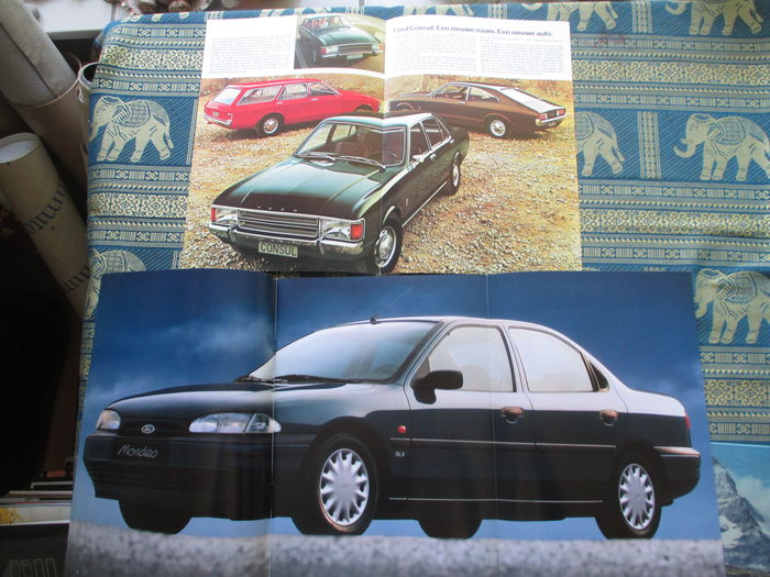 car information booklets ford 19x 1965 1999 catawiki. Black Bedroom Furniture Sets. Home Design Ideas