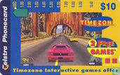 Timezone - Three car