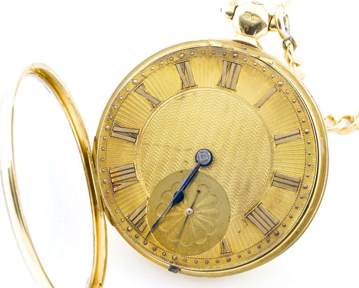 Stewart and sons, Dublin – Pocket watch – Year 1867.