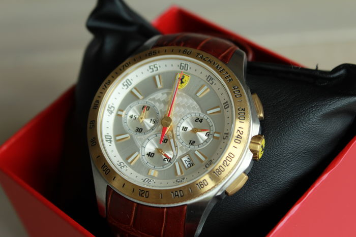 scuderia ferrari montre bracelet catawiki. Black Bedroom Furniture Sets. Home Design Ideas