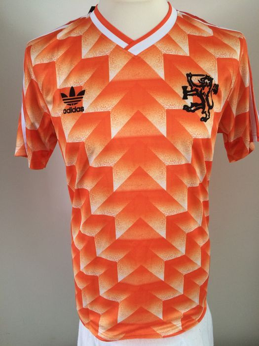 new styles 6fb75 6739b 90s Retro Classic Dutch Holland Netherlands jersey football ...