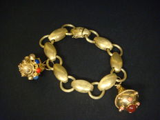 Bracelet with pendants - 1960, Italy