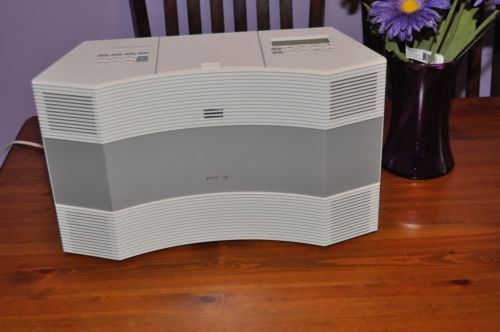 Bose Acoustic Wave Music System II CD 3000 - Catawiki