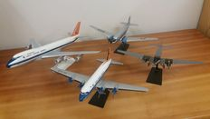 4 x South African Model Airplanes ( Boxed)