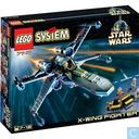 Lego 7140 X-wing Fighter (7142 re-release)