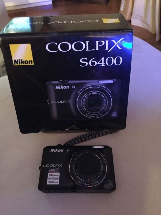 Nikon COOLPIX S6400 Camera Drivers for Windows
