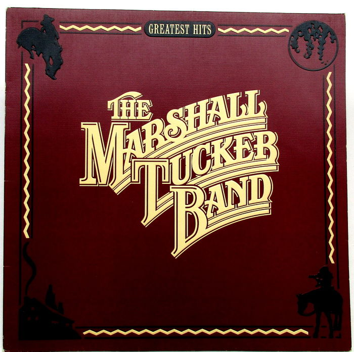 Lot of TWENTY Southern and Country-rock albums by Marshall Tucker