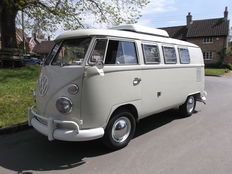 Volkswagen - Westfalia SO 42 Campmobile Split Screen Camper Van - 1967