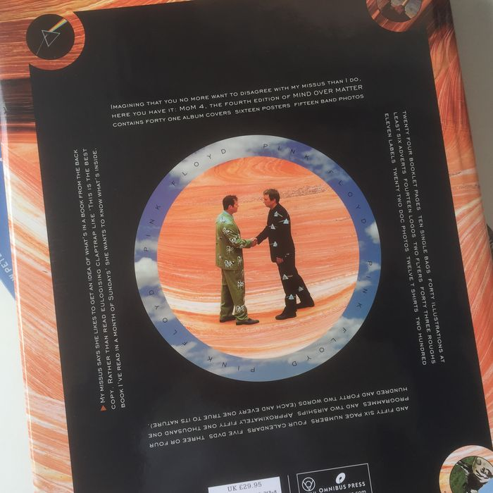 Pink Floyd And Others Two Beautiful Coffee Table Books On Album