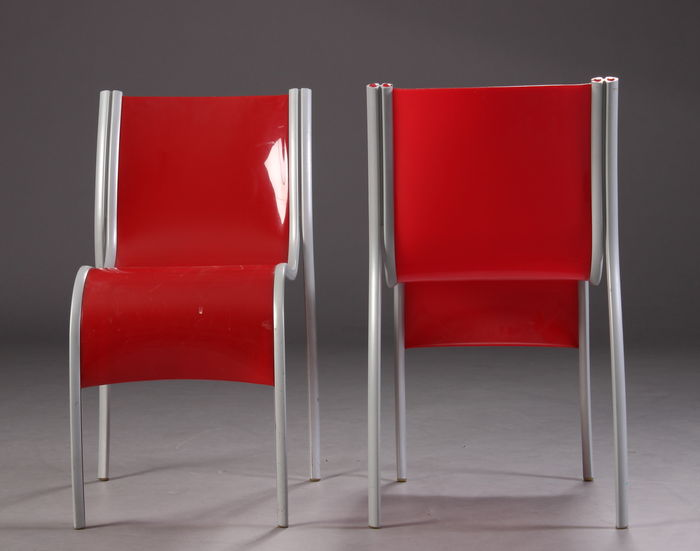 Ron arad for kartell u chairs model fpe catawiki
