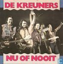 Nu of nooit