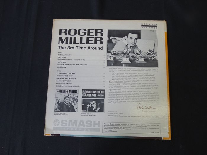 Lot of fourteen albums by roger king of the road miller catawiki lot of fourteen albums by roger king of the road miller stopboris Gallery