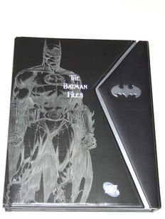 The Batman Files Deluxe Edition - HC With Original dust Jacket - 1st Print - (2011)