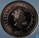 Pitcairn Islands 50 cents 2010