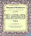 Decaffeinated Tea