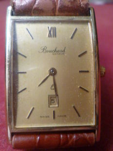 Bouchard Swiss made unisex polshorloge