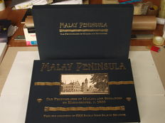 J. Falconer & N. Khor & G. Liu - Malay Peninsula: Old photographs of Malaya and Singapore by Kleingrothe - 2009