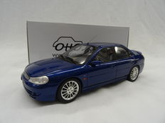 Otto Mobile - Schaal 1/18 - Ford Mondeo ST200 Racing 1999 - Kleur Blauw - Limited 1250 pcs
