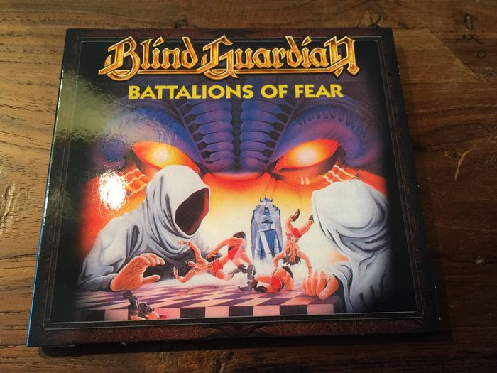 Blind Guardian A Traveler S Guide To Space And Time