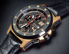 MEYERS Fly Racer 47 Automatic  –  Wristwatch – Chronograph