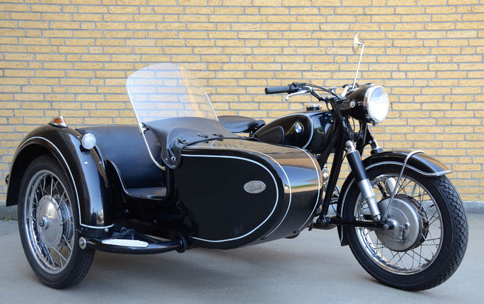 bmw r 60 2 gespann 1962 catawiki. Black Bedroom Furniture Sets. Home Design Ideas