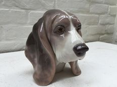Lladro - Dog's Head