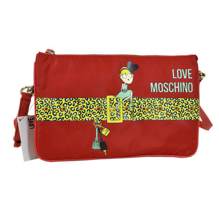 LOVE Moschino – Women´s shoulder bag – 2016 Collection ...
