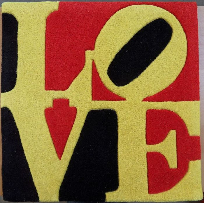 Robert Indiana - Liebe LOVE