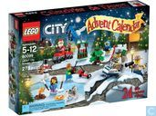 Lego 60099 Advent Calendar 2015, City