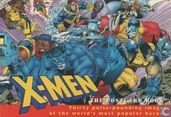 X-Men - The Postcard Book