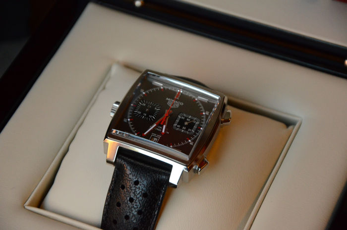 tag heuer monaco vintage steve mcqueen calibre 11 gris catawiki. Black Bedroom Furniture Sets. Home Design Ideas