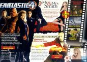Mr. & Mrs. Smith + Transporter 2 + Fantastic 4