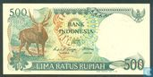 Banknotes - Indonesia - Indonesia 500 Rupiah