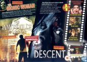 The Descent + The Amityville Horror + The Bionic Woman