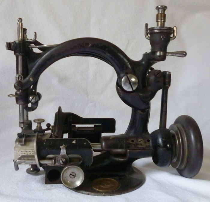 Willcox And Gibbs Sewing Machine Catawiki Simple Willcox And Gibbs Sewing Machine