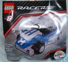 Lego McDR6US McDonald's Racers Car 6 - EZ Rally