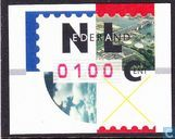 NAGLER strip with number