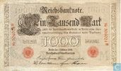 Reichsbank, 1000 Mark 1908