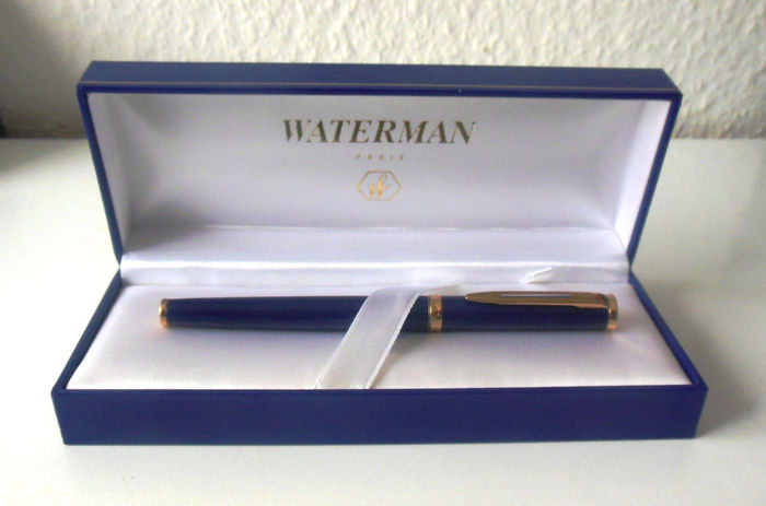 Waterman Preface Rollerball blau Neu in Orginalbox