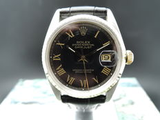 Rolex DateJust 2-Tone 1601 – Unisex watch – 72'