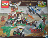 Lego 5987 Dino Research Compound