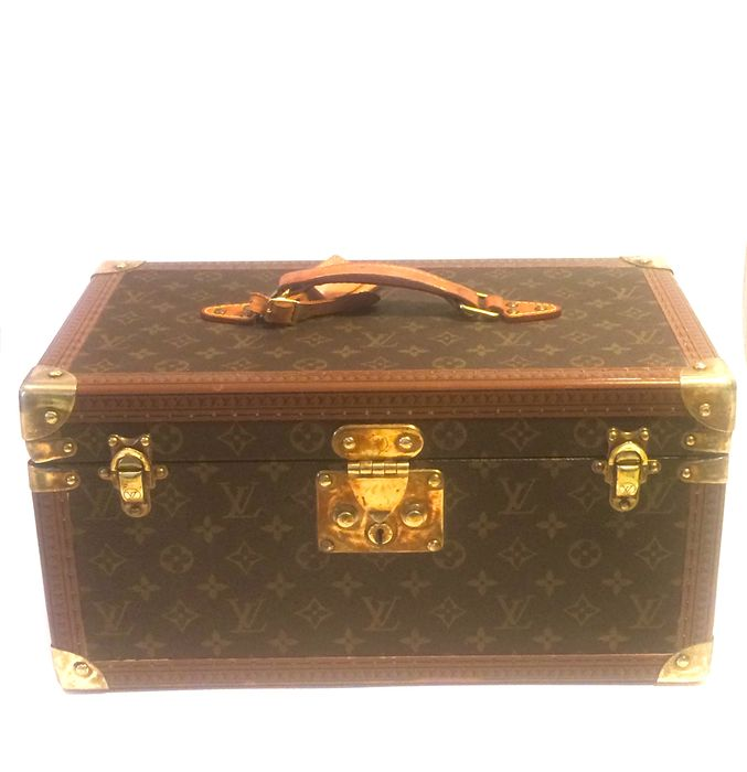 Beauty case louis vuitton vintage anni 39 80 catawiki for Case anni 80 ristrutturate