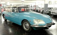 Citroen - DS 21 station wagon - 1972