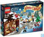 Lego 60024 Advent Calendar 2013, City
