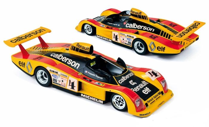 norev schaal 1 18 alpine renault a442 le mans 1978 4 catawiki. Black Bedroom Furniture Sets. Home Design Ideas