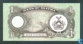 Banknotes - Biafra - 1968-1969 ND Issues - Biafra 1 Pound ND (1968-69)