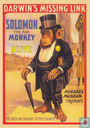"B160507 - ""Darwin´s Missing Link Solomon the man monkey alive"""